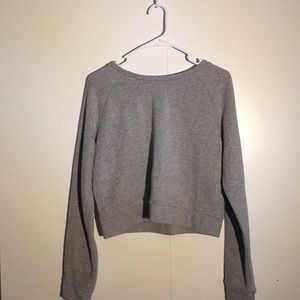 Forever21 Grey Sweater